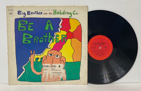 Big brother and the holding company- Be a brother LP