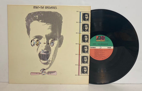 Mike and The Mechanics- Mike and The Mechanics LP