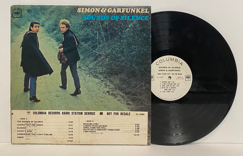 Simon and Garfunkel- Bridge over trouble LP PROMO