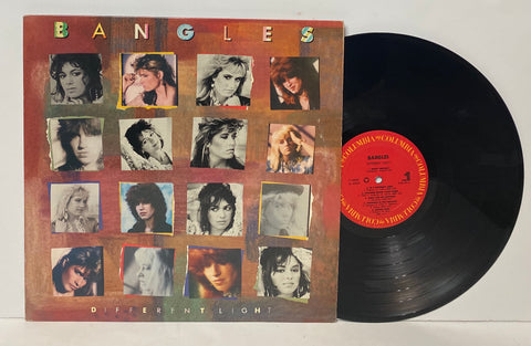 Bangles- Different Light LP
