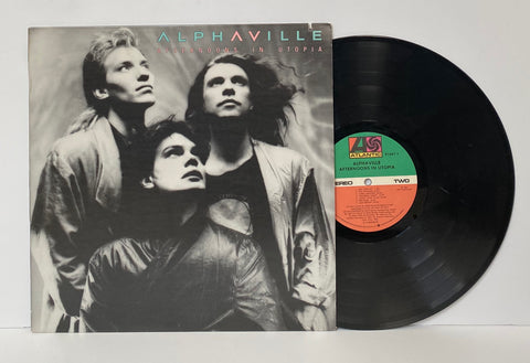 Alphaville- Afternoons in Utopia LP