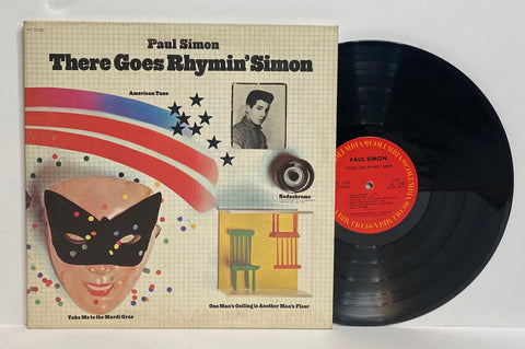 Paul Simon- There Goes Rhymin' Simon LP