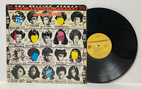 The Rolling Stones- Some girls LP