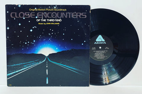 Close encounters of the third kind- Original movie soundtrack LP