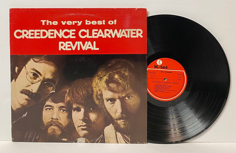 Creedence Clearwater Revival- Best of LP Italy Press