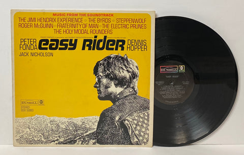 Easy Rider- Original Movie Soundtrack LP