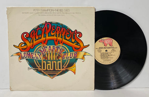 Sgt. Pepper's Lonely Hearts Club Band- Original movie soundtrack LP