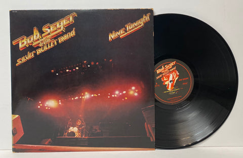 Bob Seger- Nine tonight 2LP