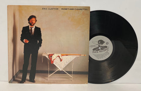 Eric Clapton- Money and cigarettes LP