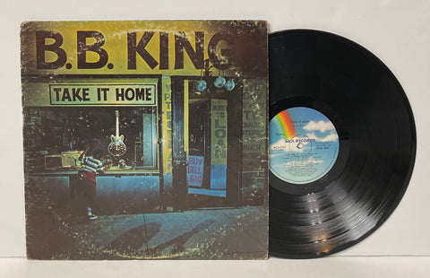 B.B. King- Take it home LP