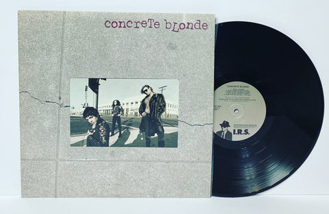 Concrete Blonde- Concrete Blonde LP
