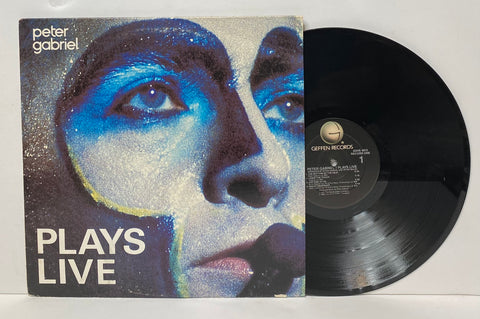 Peter Gabriel- Plays Live 2LP