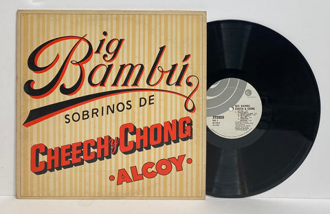 Cheech and Chong- Big Bambu LP