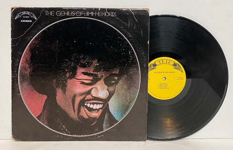 Jimi Hendrix- The genius LP
