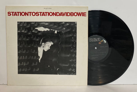 David Bowie- Station to station LP