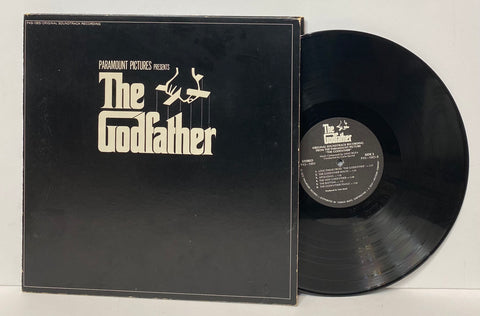 The Godfather- Original Movie Soundtrack LP