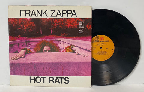 Frank Zappa- Hot Rats LP