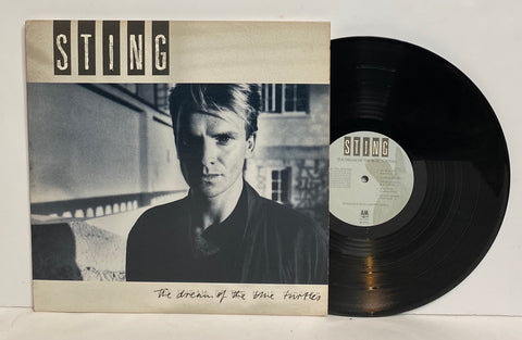 Sting- The dream of the blue turtles LP