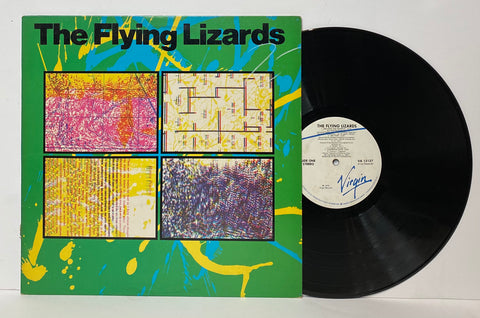 The Flying Lizards- The Flying Lizards LP