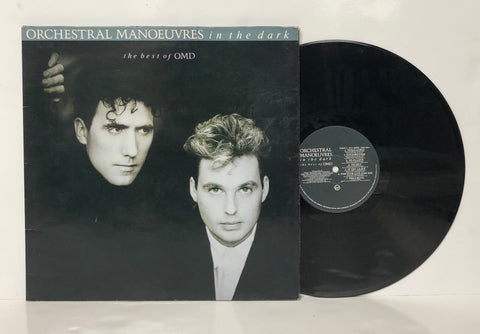 OMD- The Best Of LP
