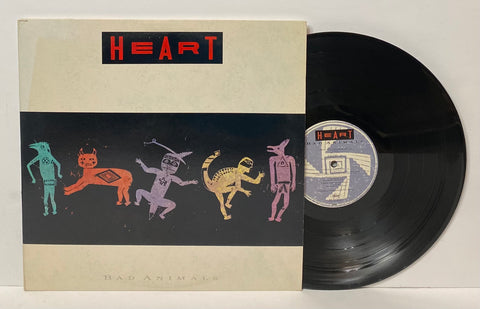 Heart- Bad animals LP