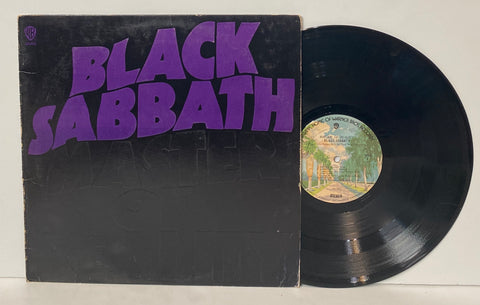 Black Sabbath- Master of reality LP