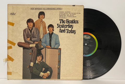 The Beatles- Yesterday and today LP