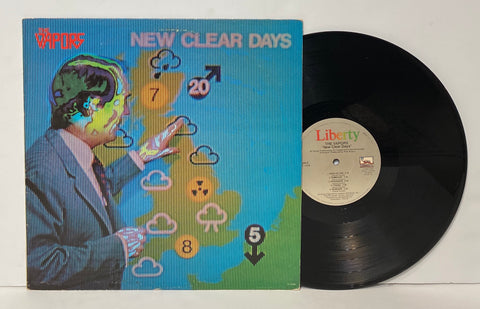 The Vapors- New Clear Days LP