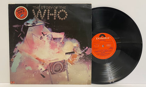 The Who -The story of The Who 2LP UK