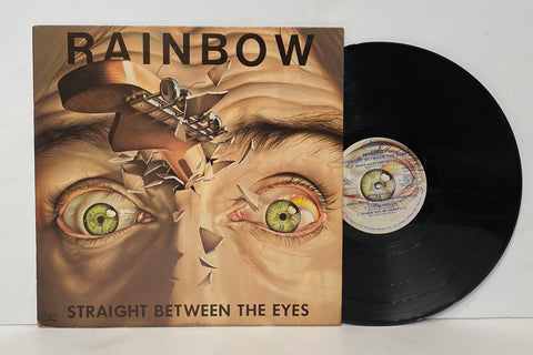 Rainbow- Straight between the eyes LP