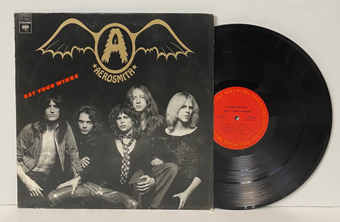 Aerosmith- Get your wings LP