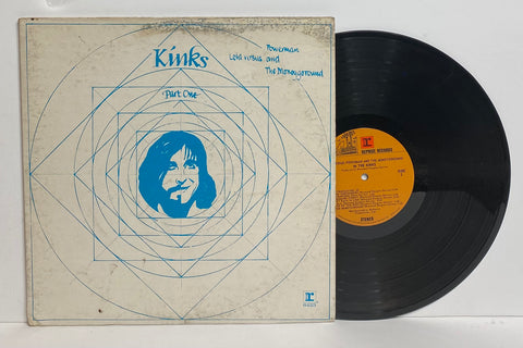 The Kinks- Powerman Lola versus and The moneygorounds part one LP
