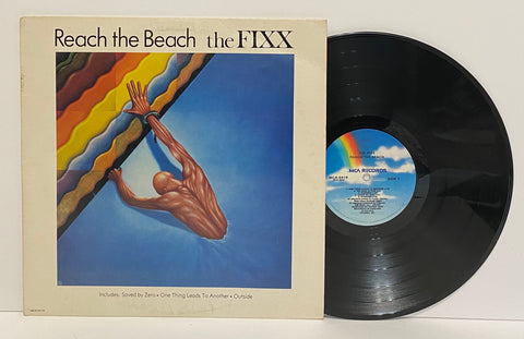 The Fixx- Reach the beach LP