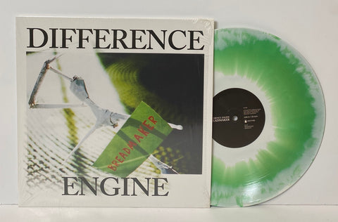 Difference Engine- Breadmaker limited green LP
