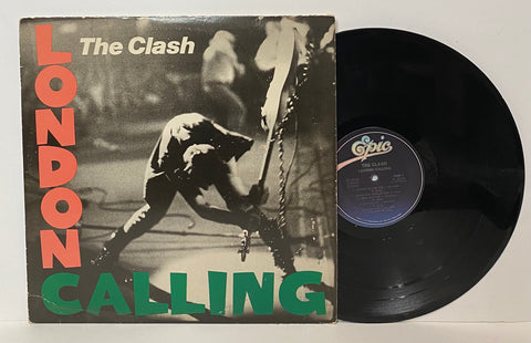 The Clash- London Calling 2LP