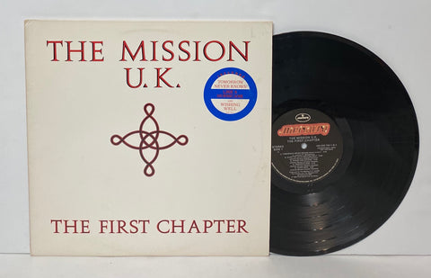 The Mission U.K. - The First Chapter LP