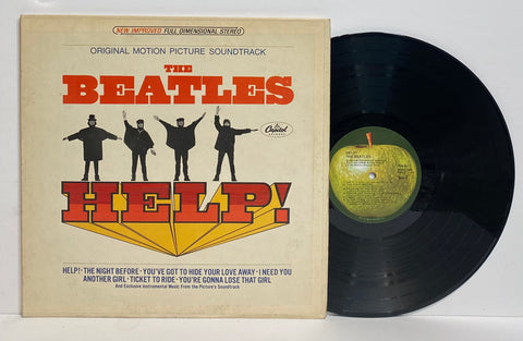 The Beatles- Help! LP