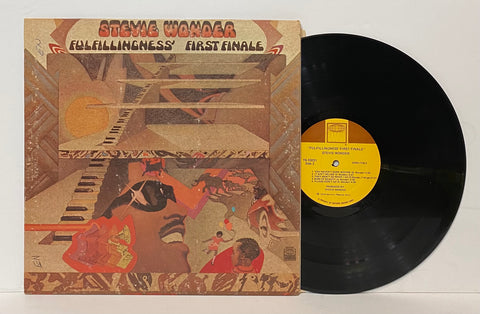Stevie Wonder- Fulfillingness First Finale LP