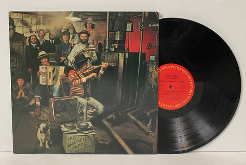 Bob Dylan- The basement tapes 2LP