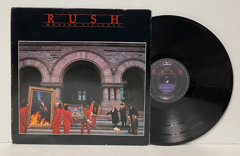 Rush- Moving Pictures LP
