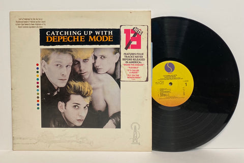 Depeche Mode- Catching up with LP PROMO