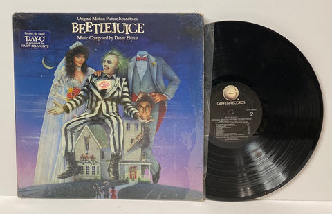 Beetlejuice- Original Movie Soundtrack LP