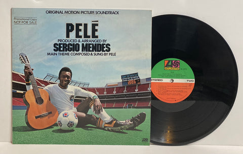 Pelé- Original Movie Soundtrack LP PROMO