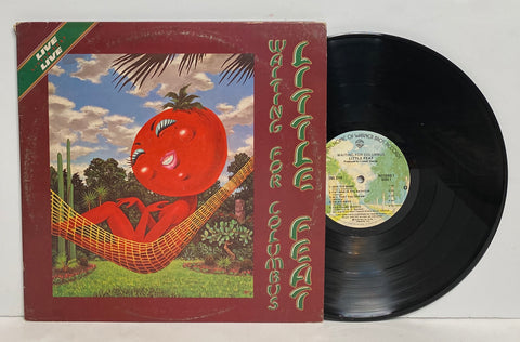 Little Feat- Writing for Columbus 2LP