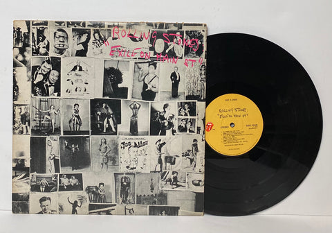 Rolling Stones- Exile on Main St. 2LP