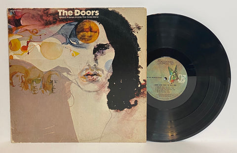 The Doors- Weird scenes inside the gold mine 2LP