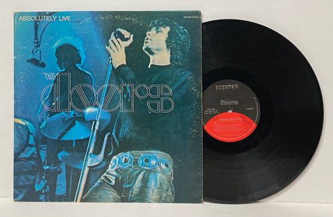The Doors- Absolutely Live 2LP