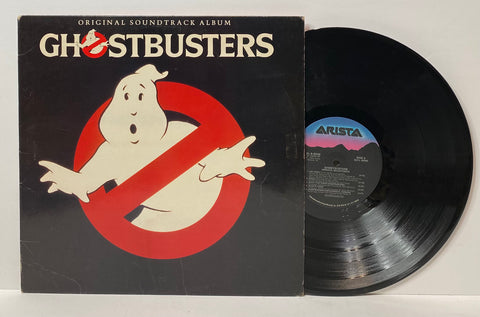 Ghostbusters- Original Movie Soundtrack LP
