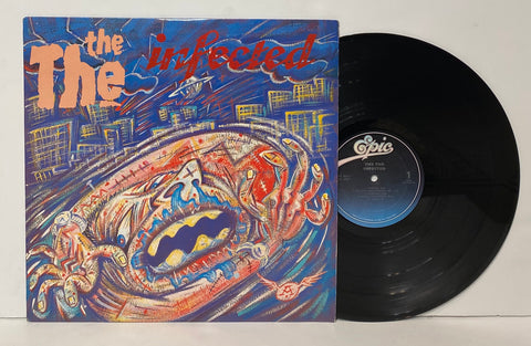THE THE- Infected LP