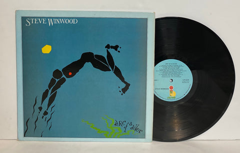 Steve Winwood- Arc of a diver LP